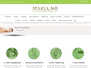 Makia - the best beauty salon in Oslo
